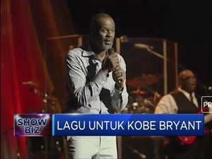 Lewat 'Can't Say Good Bye',Brian McKnight  Kenang Kobe Bryant