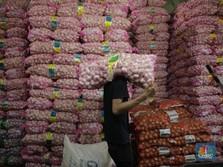 Selain Bawang Putih, RI juga Impor Apel Terbanyak dari China