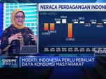 Streaming: Buka-Bukaan Ekonomi RI yang Tumbuh 'Cuma' 5,02%