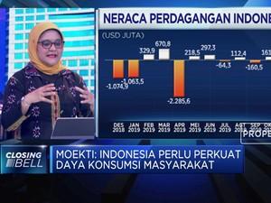Cegah Dampak Corona,Ekonom: RI Harus Perkuat Ekonomi Domestik