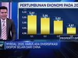 Dorong PDB, Ekonom: RI Harus Diversifikasi Negara Ekspor