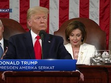 Trump: Kini As Lebih Kuat dari Sebelumnya