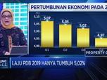 PDB 2019 Hanya Tumbuh 5,02%, Ekonom Sebut Hal Ini Penyebabnya