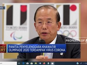 Waduh!! Olimpiade Tokyo 2020 Terdampak Virus Corona?