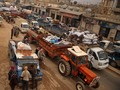 FOTO: Nestapa Warga Suriah Menghindari Peperangan