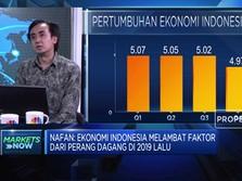 Laju PDB Q4- 2019 Loyo, Ini Analisis Penyebabnya