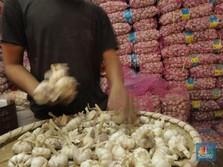 Bawang Putih hingga Rokok Bakal Picu Inflasi Februari