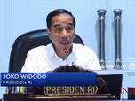 Jokowi Beberkan Manfaat Perlindungan Data Pribadi