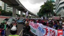Buruh Ancam Kembali Demo Jika BPJS Kesehatan Tak Diturunkan