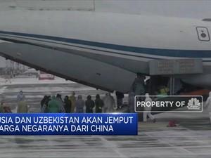 Giliran Rusia dan Uzbekistan Evakuasi Warganya dari China