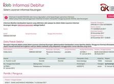 Data SLIK Disalahgunakan, OJK Siapkan Sanksi ke Bank