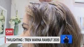 VIDEO: Twilighting Menjadi Tren Warna Rambut 2020