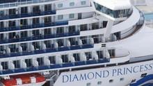 Rusia Konfirmasi Satu Warga di Kapal Pesiar Positif Corona