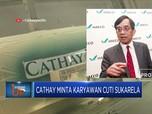 Gegara Corona, Cathay Pacific Minta Karyawannya Cuti Sukarela
