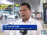 Rute ke China Resmi Ditutup, Ini Penjelasan Otoritas Bandara