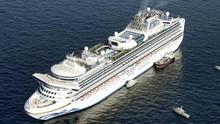 355 Penumpang Kapal Pesiar Kena Corona hingga Serangan Roket