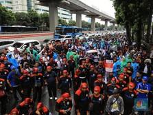 Buruh Siap Lawan Omnibus Law 'Cilaka' via Jalur Hukum