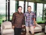 Cerita Erick Thohir & Sandi Uno Berjumpa Bahas Jiwasraya-KS