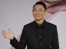Jackie Chan, Donnie Yen, Kini Andy Lau Terdampak Corona