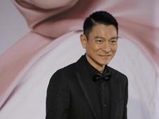 Viral Aktor Andy Lau Bikin Heboh Para Penggemar di China