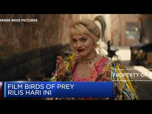 Film Birds of Prey Rilis Hari Ini