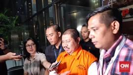 KPK Perpanjang Penahanan Bupati Bengkalis Amril Mukminin
