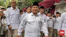 Survei: Prabowo Kandidat Paling Kuat Capres 2024