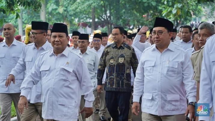 Demikian dikatakan Prabowo dalam acara peringatan HUT ke-12 Partai Gerindra di kantor DPP Partai Gerindra, Jakarta, Kamis (6/2/2020).