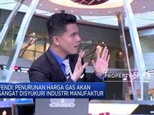 Analis: Penurunan Harga Gas Industri Bisa Dorong Perekonomian