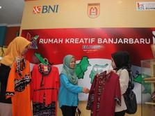 Kolaborasi BNI & PWI, Ajak Wartawan Kenali UKM Kalsel Sukses