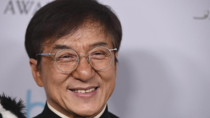 Jackie Chan. (Photo by Jordan Strauss/Invision/AP)