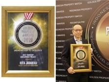Jababeka Cikarang Raih Best Township Development Project 2019