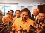 Kapan Omnibus Law Cilaka Diserahkan ke DPR, Pak Airlangga?