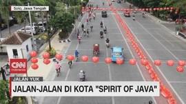 VIDEO: Jalan-jalan di Kota Spirit of Java