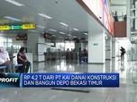 LRT Jabodebek dapat Kucuran Dana