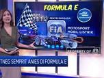Setneg Semprit Anies di Formula E
