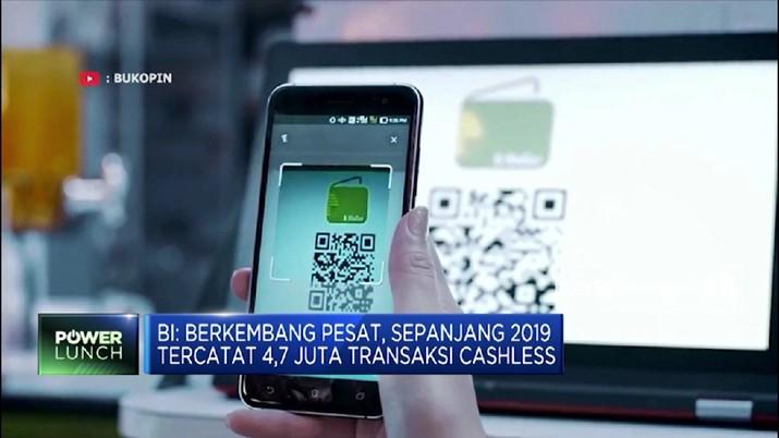 Investasi Teknologi Pada Perbankan (CNBC Indonesia TV)