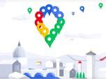 Sederet Fitur Baru Google Maps di Update Terbarunya