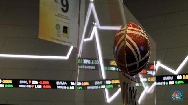 KBLI BMRI IHSG Sebelum Transaksi, Simak 9 Kabar dari Pasar