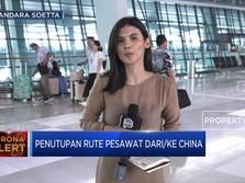 Dampak Corona, Ramai-Ramai Batalkan Penerbangan Ke China