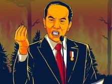 Jokowi Jengkel Pipa RI Banyak Tapi Tetap Impor, Ini Faktanya
