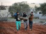 Dukung Erdogan? Eropa Kutuk Serangan Suriah-Putin di Idlib
