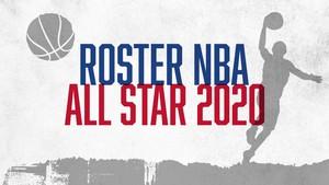 INFOGRAFIS: Roster NBA All Star 2020