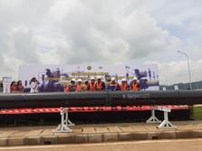 Kisah Proyek Pipa Gas Cirebon-Semarang Mangkrak Belasan Tahun