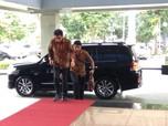 Menteri Kumpul di Kantor Sri Mulyani, Bahas Ibu Kota Baru