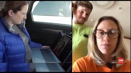 VIDEO: Pasutri Terjebak di Kapal Pesiar karena Virus Corona
