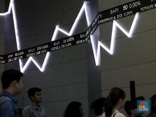 Bursa Asia Merah Membara, IHSG Justru Menguat di Sesi I