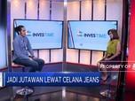 Tips Sukses Raup Cuan dari Bisnis Jeans Ala Oldblue Co