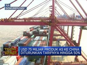 Daya Tawar Menurun, China Melunak ke AS