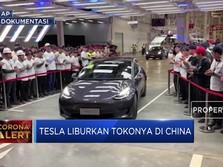 Tesla Akhirnya 'Angkat Tangan' Hadapi Corona